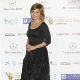 Lourdes Maldonado en los Premios Iris 2013