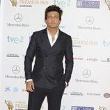 Jesús Olmedo en los Premios Iris 2013