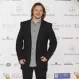 Carlos Castell en los Premios Iris 2013