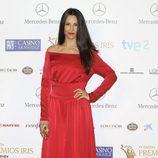 Xenia Tostado en los Premios Iris 2013