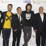 'El Hormiguero' y Anna Simon en los Premios Iris 2013