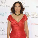 Isabel Gemio en los Premios Iris 2013