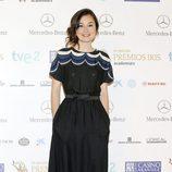 Nadia de Santiago en los Premios Iris 2013
