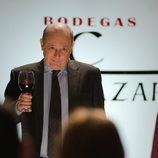 Emilio Gutiérrez Caba es Vicente Cortázar en 'Gran Reserva'