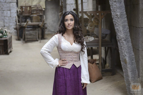 Inma Cuesta es Margarita en la quinta temporada de 'Águila Roja'