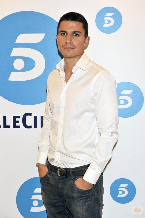 Álex González es Morey en 'El Príncipe'