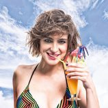 Sandra Barneda en bikini en Interviú