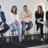 Mario López, Carmen Ferreiro, Alberto Chicote, María Recarte y Edi Walter