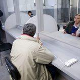 Luis Zahera y Antonio Dechent en la cárcel