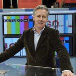 Lorenzo Milá es el presentador del mítico programa 'Tengo una pregunta para usted'