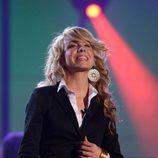 Esther Aranda, concursante de OT2008 en su primera actuación
