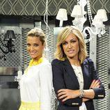 Corina y Luján, al frente del nuevo reality dating 'Un príncipe para Corina'