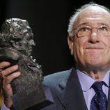 Alfredo Landa con su Goya