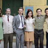 La familia Cortázar, en 'Gran Reserva. El origen'