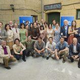 Elenco de la nueva serie de TVE 'Gran Reserva. El origen'