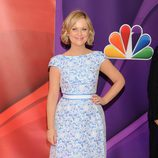 Amy Poehler ('Parks and Recreation') en los Upfronts 2013 de NBC