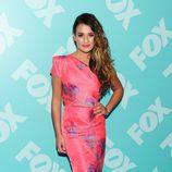 Lea Michele ('Glee') en los Upfronts 2013 de Fox