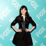 Zooey Deschanel ('New Girl') en los Upfronts 2013 de Fox