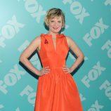 Martha Plimpton ('Raising Hope') en los Upfronts 2013 de Fox