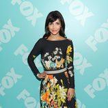 Hannah Simone ('New Girl') en los Upfronts 2013 de Fox