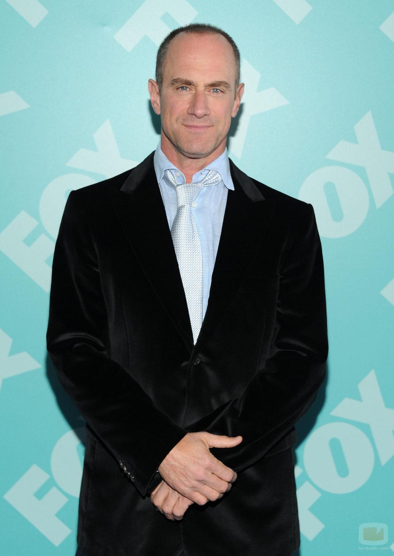 Christopher Meloni presenta 'Surviving Jack' en los Upfronts 2013 de Fox
