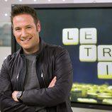 Carlos Latre, presentador de 'Letris'