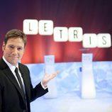 Carlos Latre presenta el nuevo concurso de TVE, 'Letris'