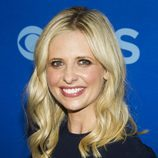 Sarah Michelle Gellar presenta 'The Crazy Ones' en los Upfronts 2013 de CBS