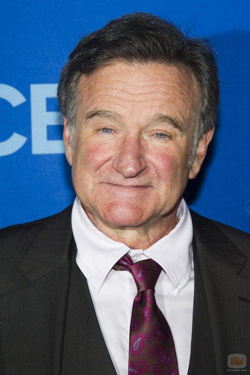 Robin Williams ('The Crazy Ones') en los Upfronts 2013 de CBS
