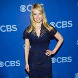 Melissa Rauch ('The Big Bang Theory') en los Upfronts 2013 de CBS
