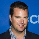 Chris O'Donnell posa en el photocall de los Upfronts 2013 de CBS