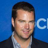 Chris O'Donnell posa en el photocall de los Upfronts 2013 de CBS