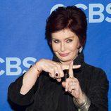 Sharon Osbourne en los Upfronts 2013 de CBS