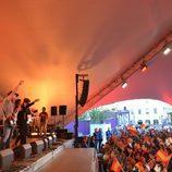 El sueño de Morfeo en el concierto de los cinco países del Big Five