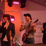 Bonnie Tyler y El Sueño de Morfeo en el Big Five Event de Malmö