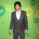 Ian Somerhalder ('The Vampire Diaries') en los Upfronts 2013 de The CW