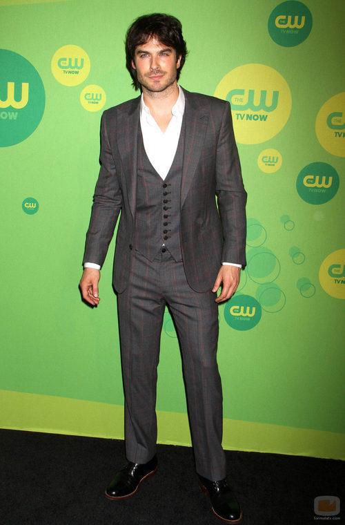 Ian Somerhalder ('The Vampire Diaries') en los Upfronts 2013 de The CW