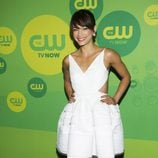 Kristin Kreuk ('Beauty and the beast') en los Upfronts 2013 de The CW