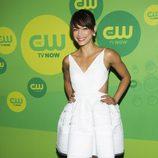 Kristin Kreuk ('Beauty and the beast') en los Upfronts 2013 de The CW