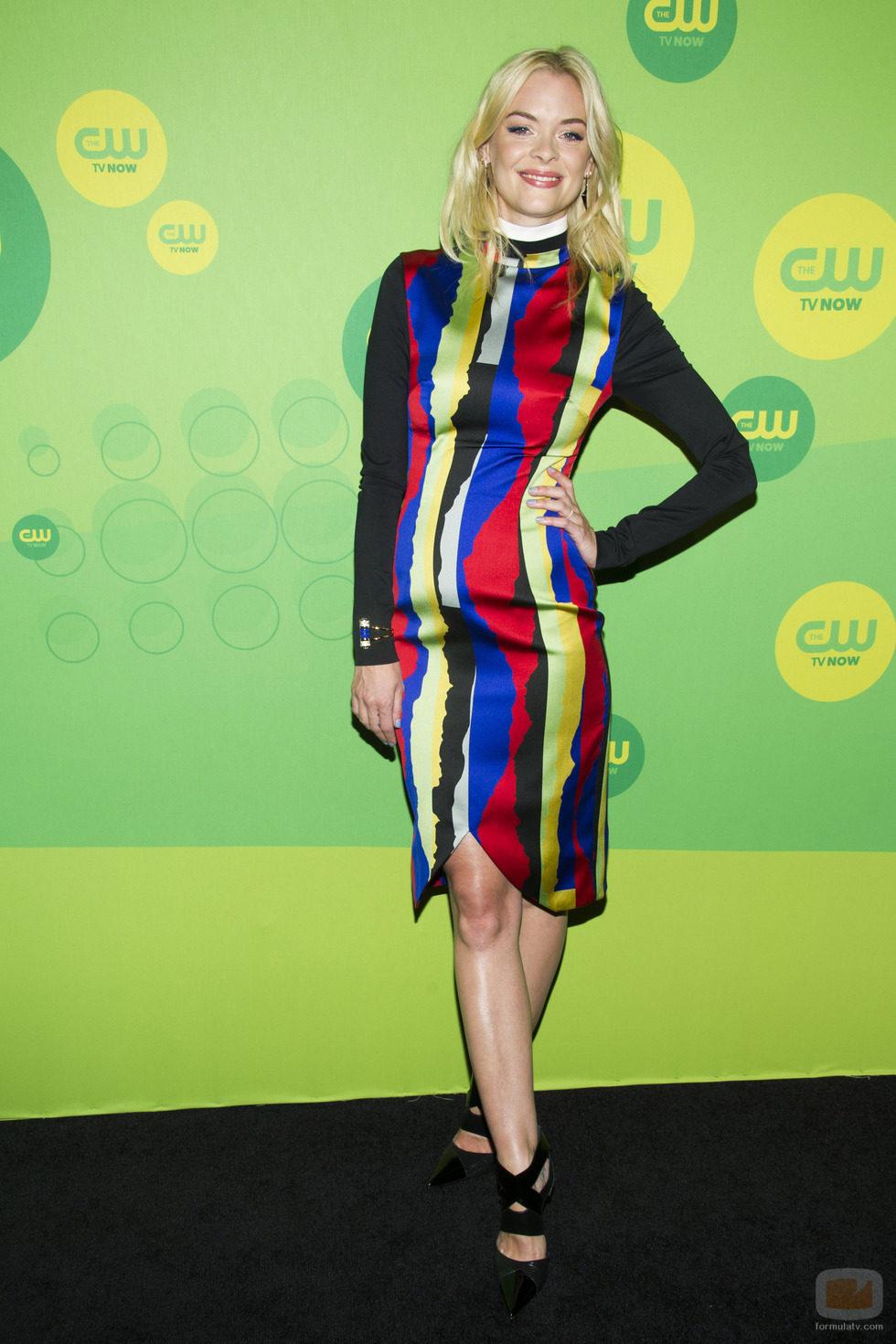 Jaime King ('Hart of Dixie') en los Upfronts 2013 de The CW