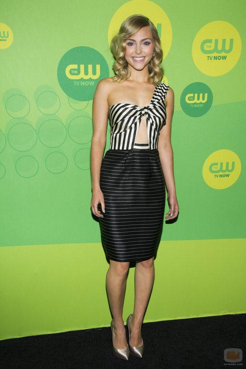 AnnaSophia Robb (The Carrie Diaries) en los Upfronts 2013 de The CW