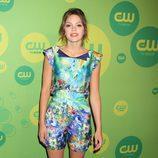 Aimee Teegarden presenta 'Star-Crossed' en los Upfronts 2013 de The CW