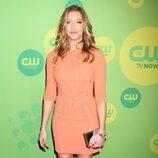 Katie Cassidy ('Arrow') en los Upfronts 2013 de The CW