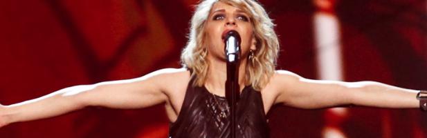 Amandine Bourgeois en Eurovisión 2013