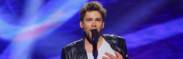 Andrius Pojavis en Eurovisión 2013