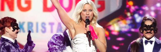 Krista Siegfrids representa a Finlandia en Eurovisión 2013