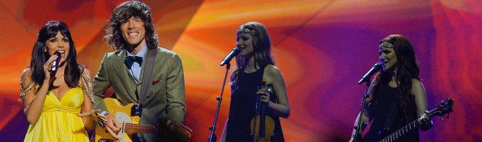 El Sueño de Morfeo en Eurovisión 2013
