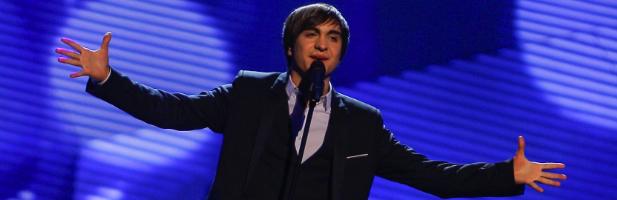 Roberto Bellarosa representa a Bélgica en Eurovisión 2013