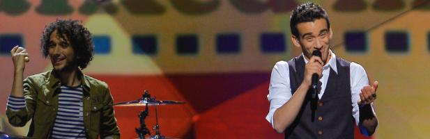Gianluca representa a Malta en Eurovisión 2013