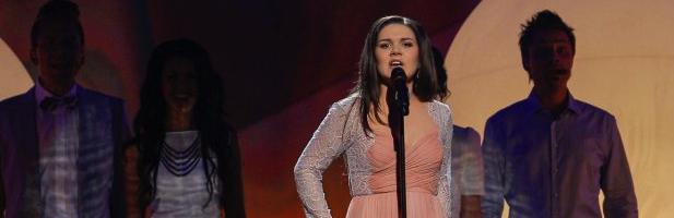 Dina Garipova representa a Rusia en Eurovisión 2013